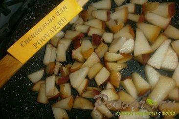 Пирог с клубникой и яблоками Шаг 7 (картинка)