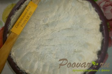 Пирог с клубникой и яблоками Шаг 10 (картинка)