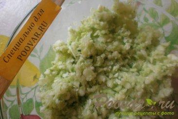 Холодный суп из огурцов и кабачков Шаг 5 (картинка)
