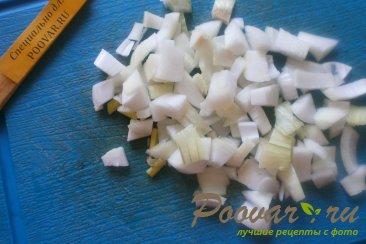 Овощное рагу с капустой, свеклой, морковью и картофелем Шаг 3 (картинка)