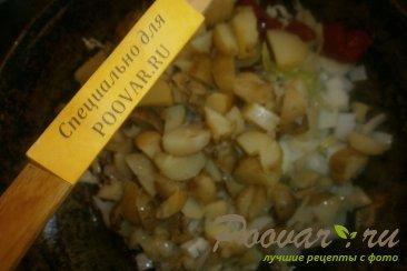 Овощное рагу с капустой, свеклой, морковью и картофелем Шаг 5 (картинка)