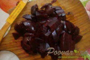 Овощное рагу с капустой, свеклой, морковью и картофелем Шаг 6 (картинка)