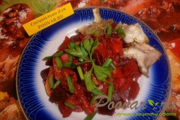 Овощное рагу с капустой, свеклой, морковью и картофелем Шаг 9 (картинка)