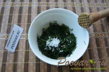 Холодный суп с огурцом и имбирем Шаг 3 (картинка)