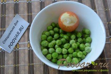 Суп с плавленым сыром Шаг 2 (картинка)