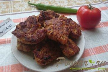 Вкусные куриные котлеты Изображение