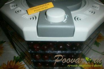 Вишня сушёная в электросушке Шаг 6 (картинка)