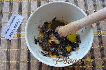 Салат из помидор сыра и базилика Шаг 2 (картинка)