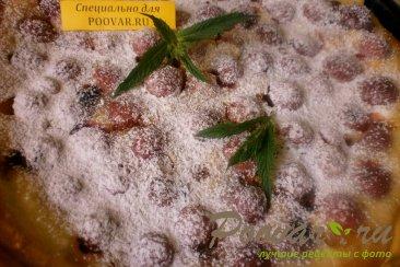 Сметанный пирог с черешней Шаг 15 (картинка)