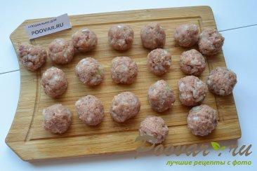 Фрикадельки в томатном соусе Шаг 6 (картинка)