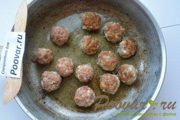 Фрикадельки в томатном соусе Шаг 7 (картинка)