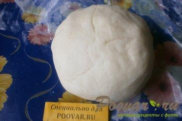 Пирог с апельсиновым вареньем и цукатами Шаг 6 (картинка)