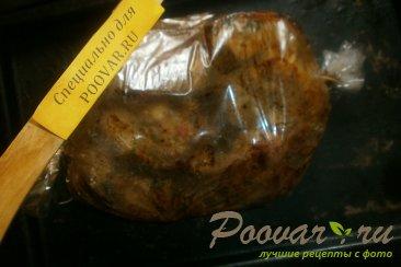 Свиные рёбрышки в вишнёвом сиропе с базиликом Шаг 9 (картинка)
