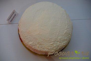 Простой пирог с ягодой Шаг 11 (картинка)