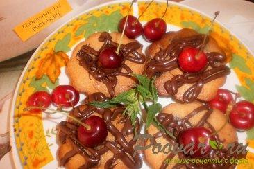 Кексы с шоколадом Изображение