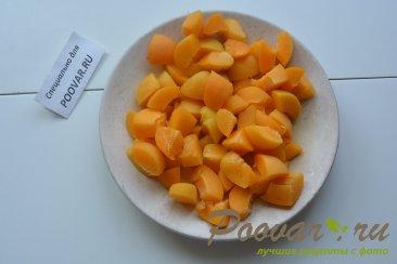 Овсяная каша на воде с абрикосами Шаг 2 (картинка)