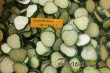Салат из огурцов на зиму Шаг 2 (картинка)