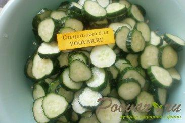 Салат из огурцов на зиму Шаг 7 (картинка)