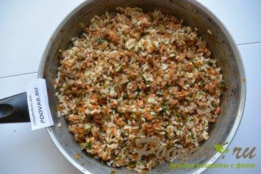 Фаршированный перец мясом и рисом Шаг 8 (картинка)
