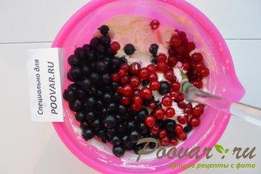 Домашнее мороженное со смородиной Шаг 3 (картинка)