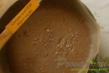 Кабачково - шоколадный пирог Шаг 12 (картинка)