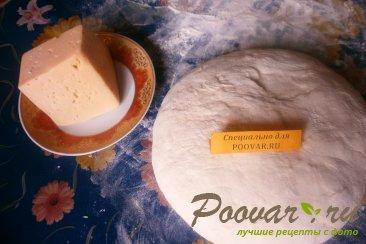 Тесто дрожжевое с сыром Шаг 7 (картинка)