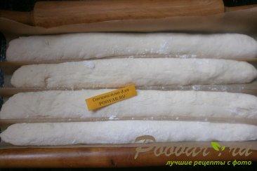 Сырные багеты Шаг 8 (картинка)