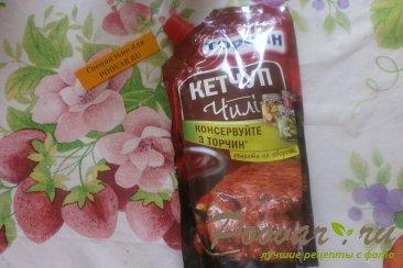 Кабачки с кетчупом чили Шаг 5 (картинка)