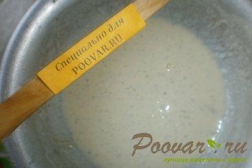 Цветная капуста в сырно-горчичном кляре Шаг 3 (картинка)