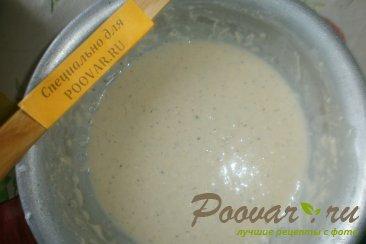 Цветная капуста в сырно-горчичном кляре Шаг 5 (картинка)