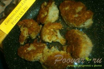 Цветная капуста в сырно-горчичном кляре Шаг 11 (картинка)