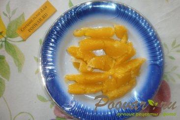Сырое варенье из крыжовника с апельсином Шаг 5 (картинка)