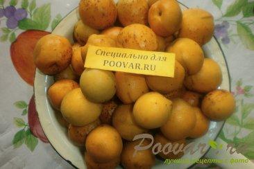 Сырое варенье из абрикосов Шаг 2 (картинка)