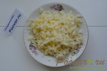 Слоеные пирожки с картофелем и грибами Шаг 1 (картинка)