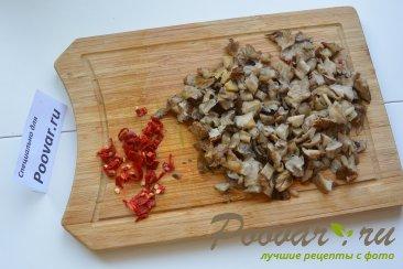 Слоеные пирожки с картофелем и грибами Шаг 2 (картинка)