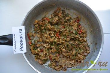 Слоеные пирожки с картофелем и грибами Шаг 4 (картинка)