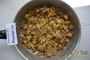 Слоеные пирожки с картофелем и грибами Шаг 5 (картинка)