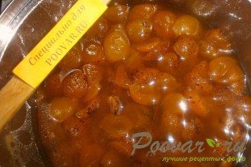 Варенье из абрикосов Шаг 5 (картинка)