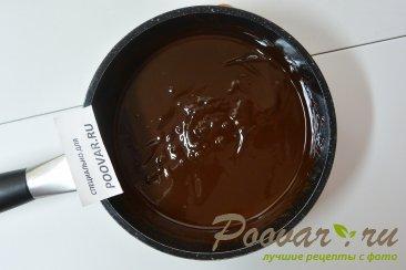 Шоколадный фондан Шаг 3 (картинка)