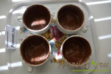 Шоколадный фондан Шаг 7 (картинка)