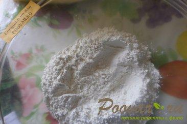 Чебуреки с грибами и сыром Шаг 2 (картинка)