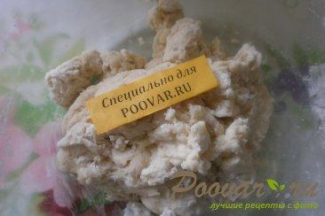 Чебуреки с грибами и сыром Шаг 4 (картинка)