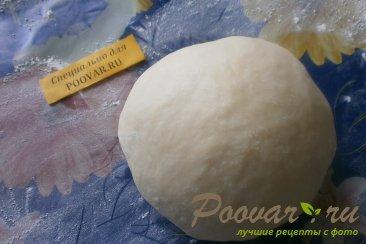Чебуреки с грибами и сыром Шаг 11 (картинка)