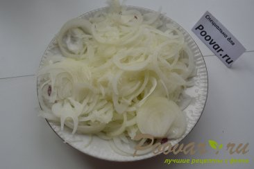 Болгарский перец в томатном соусе Шаг 2 (картинка)