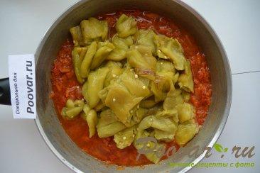 Болгарский перец в томатном соусе Шаг 6 (картинка)