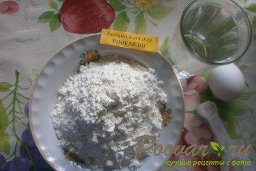 Тесто для пельменей Шаг 1 (картинка)