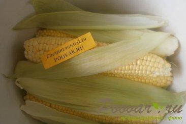 Варёная кукуруза Шаг 4 (картинка)