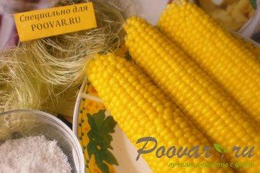 Кукурузные тортильяс Шаг 1 (картинка)