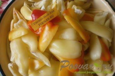 Перец в томатной заливке Шаг 3 (картинка)