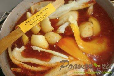 Перец в томатной заливке Шаг 5 (картинка)